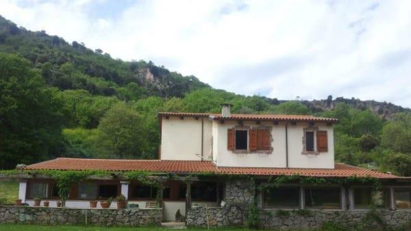 Ingresso - Sas Abbilas Agriturismo Restaurant, Bonorva