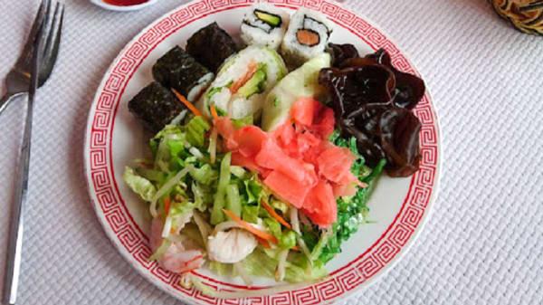 Suggestion de plat - Gourmet Wok, Trégueux