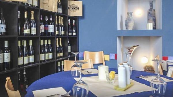 Vista sala - Luna restaurant, Savona