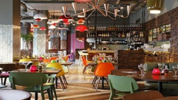 Las Iguanas - Kingston, Kingston upon Thames