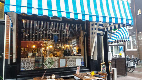 Eetcafe de Blauwe Druif - Eetcafe De Blauwe Druif, Amsterdam