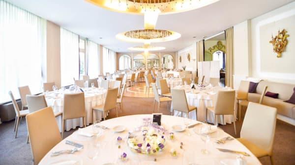 Vista sala - Blue Restaurant, Monselice