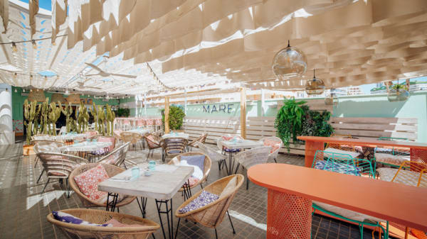 Terraza - Mare Beach Restaurant, Calp