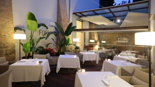 Terrace @Marc Fosh Restaurant - Marc Fosh, Palma de Mallorca