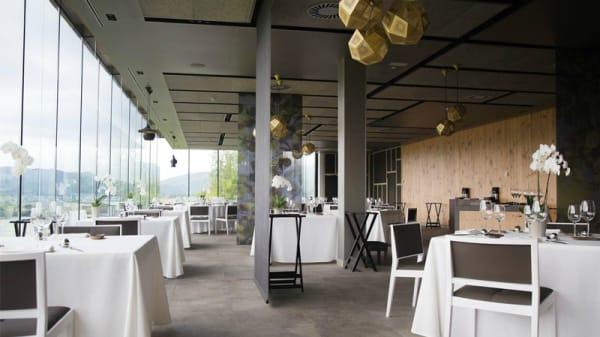 Vista sala 1 - Azurmendi ***, Larrabetzu