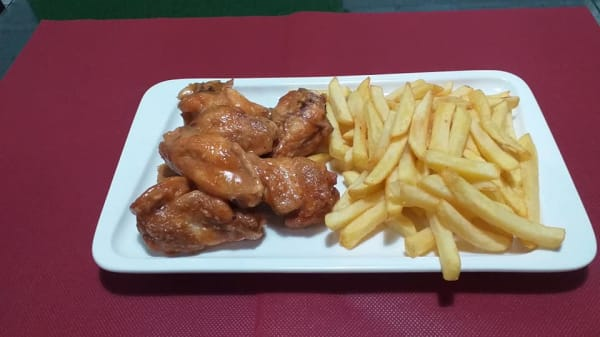 American grill restaurant, Segovia