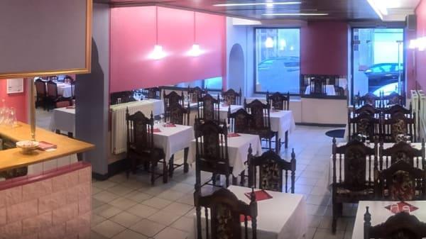 Salle du restaurant - Khan Restaurant, Nancy