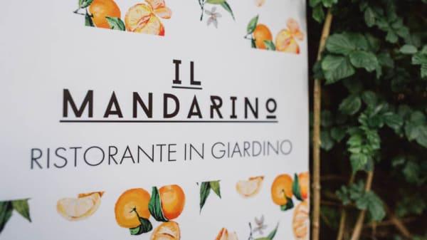 Detaglio - Il Mandarino - In the Garden, Varazze
