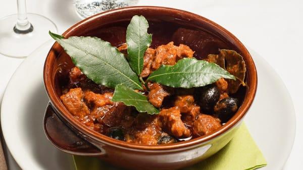 Suggerimento dello chef - Locanda Campetroso, Monterotondo Marittimo