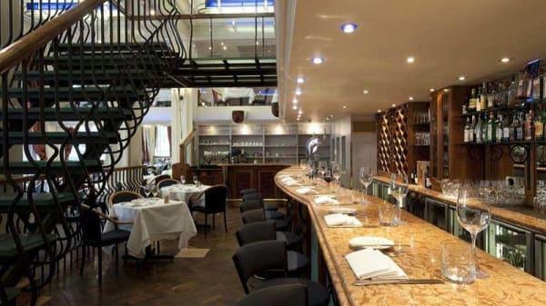 Caravaggio Restaurant, London