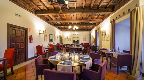 Restaurante Enxebre Parador de Monforte - Restaurante Enxebre - Parador de Monforte de Lemos, Monforte (Casco Urbano)