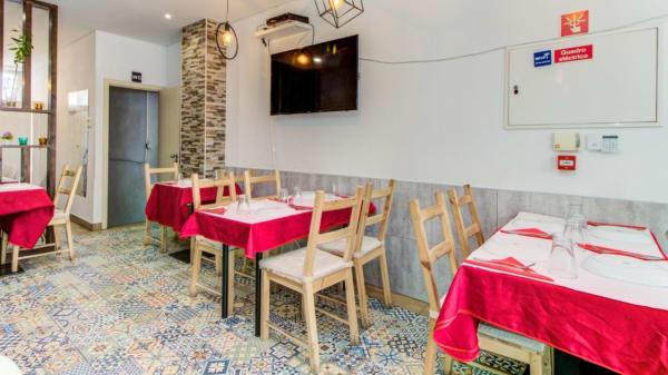 Vista da sala - Ruchi - The Taste Of India, Lisboa