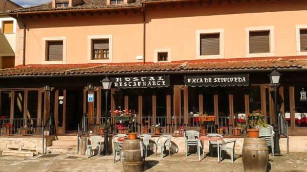La fachada - Villa de Sepúlveda, Sepulveda
