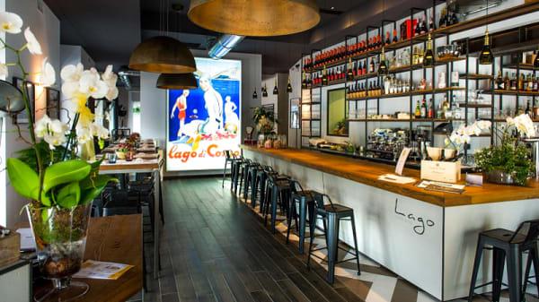 Sala - Lago Food & Co, Como
