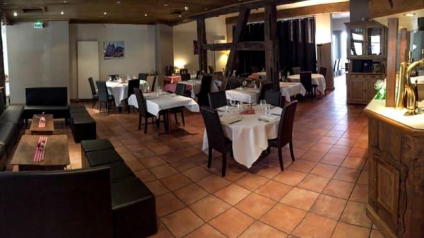 Salle de restaurant - Restaurant Chez Léon, Eguisheim