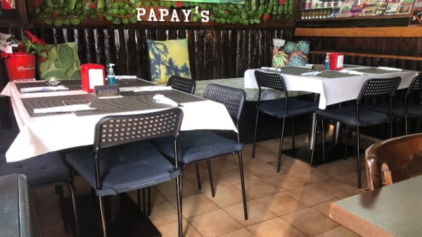 Papay's Filipino Food, Madrid