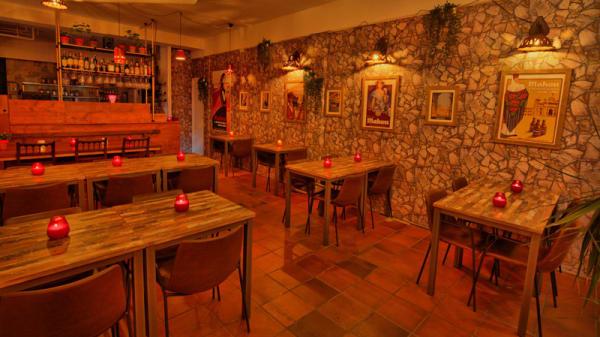 Interieur restaurant - Casa Lisa, Duivendrecht