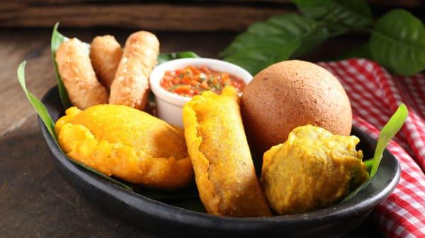 .Sugerencia del chef - El Rancherito (Amagá), Caldas
