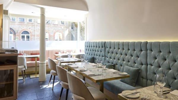 Restaurant Michael Nadra, London
