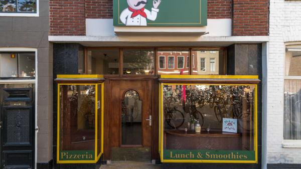 Ingang - Pizzeria Di Stefano, Groningen