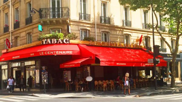 Vue extérieure - Le Centenaire, Paris