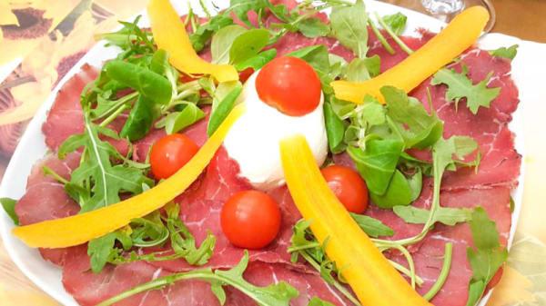 Suggerimento dello chef - Fantasia e..., Roma