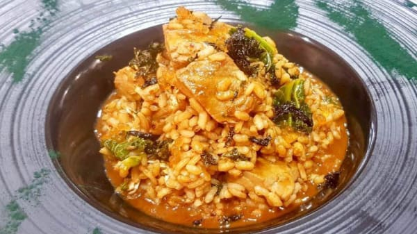 Sugerencia del chef - Cala Negra, Elche