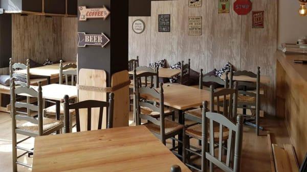 Vista sala - Parrilla 380 Steak House, Sabadell