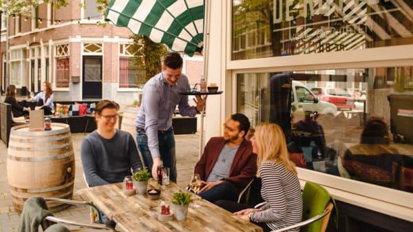 Terras - Lokaal de Ruyter, Nijmegen