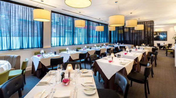Marco Pierre White Steakhouse Bar & Grill Newcastle, Newcastle upon Tyne