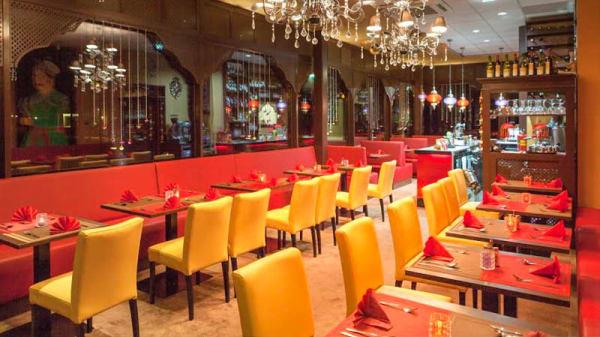 restaurantzaal - TAJ Taste Of India, Almere