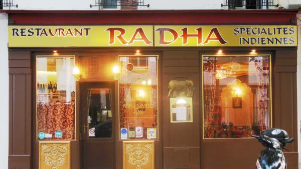 Entrée - Radha, Le Perreux-sur-Marne
