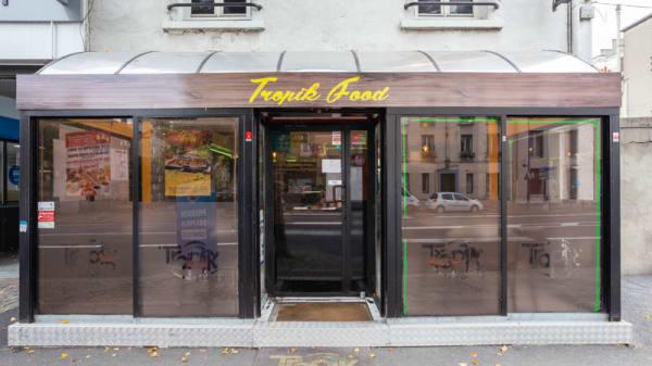 Entrée - Tropik Foods, Saint-Denis