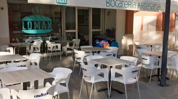 Terraza - Bocatería LOMAX, Eivissa