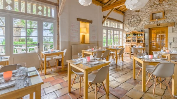 Salle du restaurant - Cap de Castel, Puylaurens