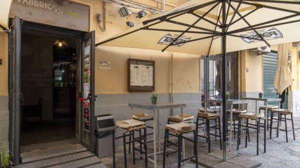 Terrazza - Fabbrica 102, Palermo