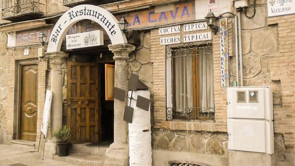 Fachada - Fogón del Quijote, Toledo