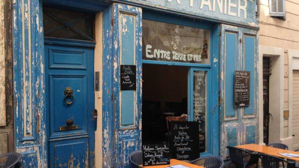 Devanture - Entre Terre et Mer, Marseille
