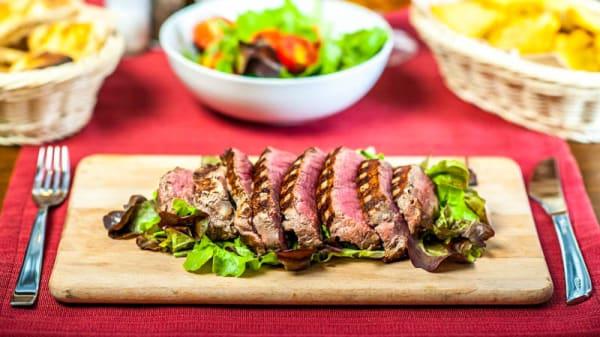 Sugerencia del chef - Ai Bastioni, Trapani