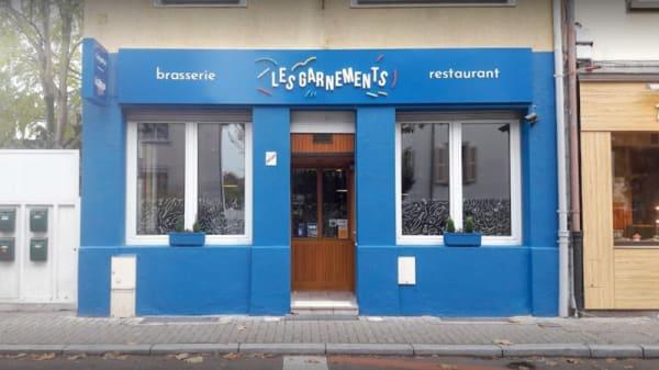 Entrée - Les Garnements, Strasbourg