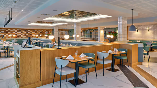 Glaze Restaurant at Crowne Plaza Marlow, Marlow