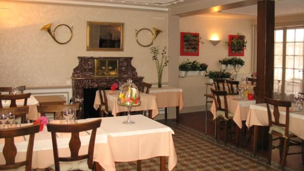 Salle du restaurant - Relais du Cor d'Argent, Argent-sur-Sauldre