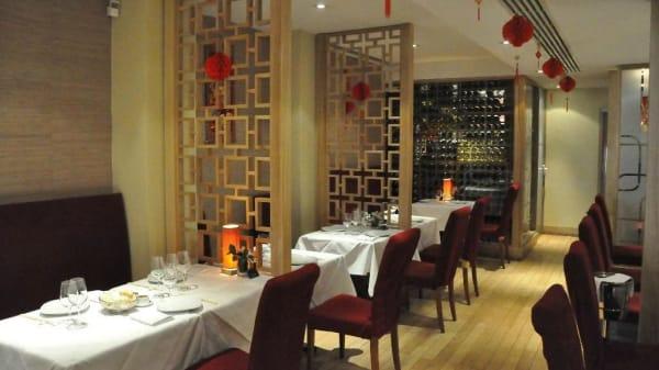 Room's view - Ken Lo's Memories of China, London