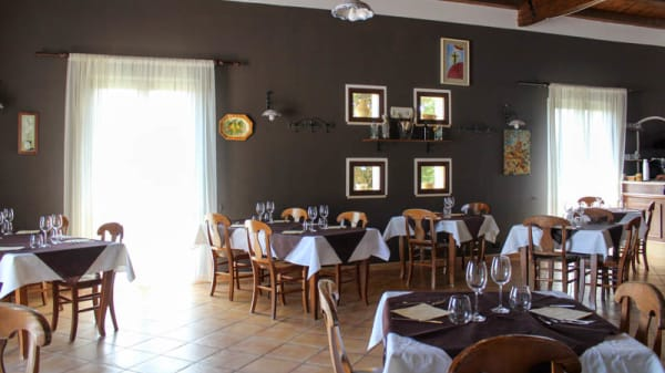 La Location - Ristorante Scopello Fish Factory - Officina Gastronomica, Castellammare del Golfo