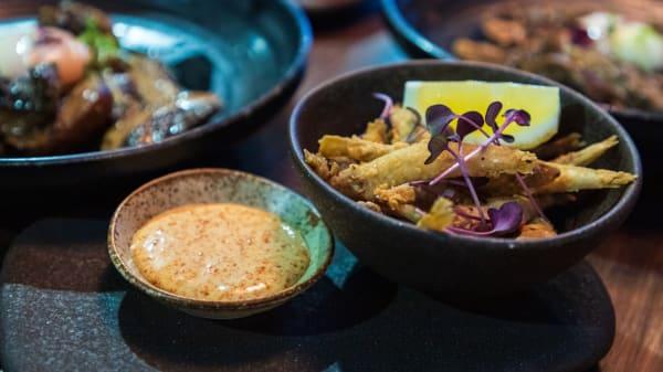 Food 1 - Tio Tapas Y Vino, Mornington (VIC)