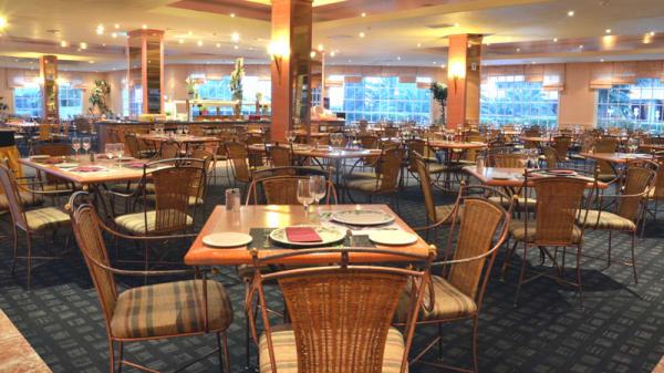 Sala del restaurante - La Romana, Toledo
