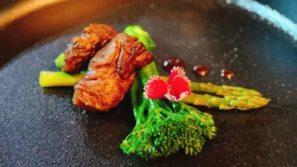 Course's Suggestion - Private Dining Asian Fusion Restaurant, Fortitude Valley (QLD)
