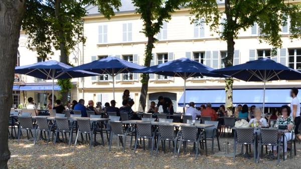 Café Bleu Roi, Versailles