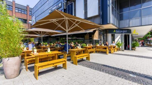 HANS IM GLÜCK Burgergrill & Bar - Hagen THEATER KARREE, Hagen