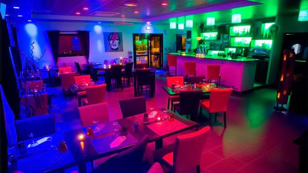 Salle du restaurant - Le 7, Pau